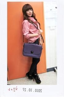 & Stacey Leather Crossbody Bag