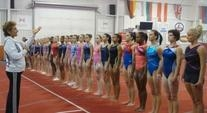 Red White and Blue Tank Leotard