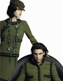 Pre-Fall 2010 Green Jacket