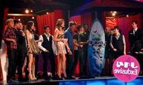2010 Teen Choice Surfboard