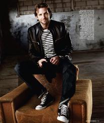 c5e9a21ece61 Bradley Cooper Fashion. Chuck Taylor All Star Canvas High Top Sneakers