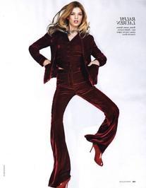 Fall 2012 RTW Velvet Suit