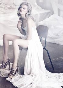 Spring 2010 White Gown