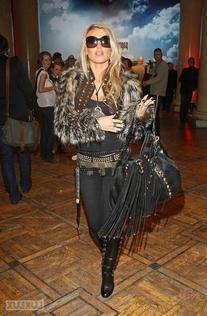 FW 2008 Studded Shoulder Bag