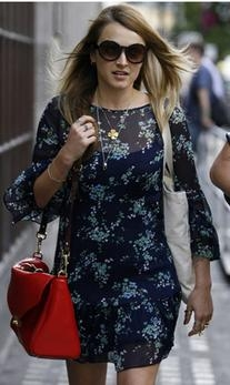 Fearne Cotton Floral Print Tunic