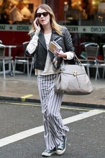 Fearne Cotton Striped Maxi Skirt