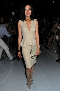Fall 2011 Cream Dress
