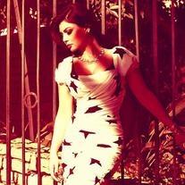 Fall 2011 RTW Star Dress