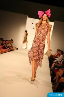 Cerilla Print Dress