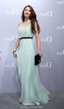 Spring 2012 RTW Silk Chiffon Gown