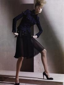 Fall 2005 Jacket & Dress