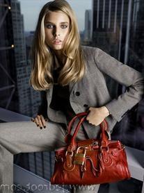 Leather Paddington Bag