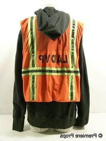 Reflective Multi-Pocket Safety Vest