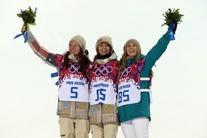 2014 Olympics Gloves
