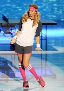 Unisex Knee-High Striped Socks