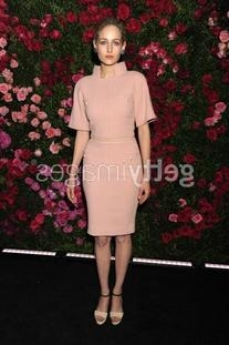 Spring 2012 RTW Nude Stretch Wool Crepe Dress