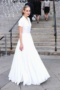Spring 2012 White Gown