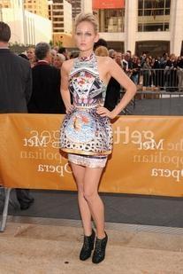 Fall 2011 RTW Printed Peplum Dress