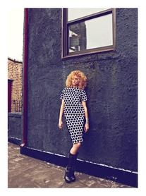 Fall 2011 RTW Dotted Jacquard Top