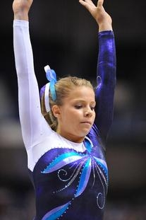 Competition Pinwheel Leotard