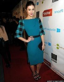 Fall 2012 Pixton Dress