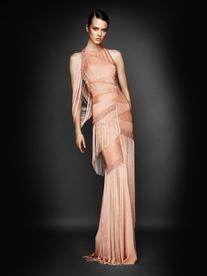 Atelier Fall 2010 Fringe Gown