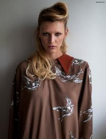 Fall 2011 RTW Sparrow Dress