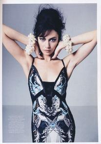Spring 2013 RTW Printed Silk Dress