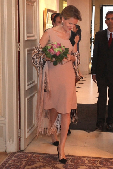 Fall 2011 Nude Pink Dress