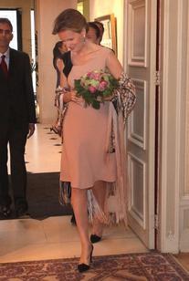 Fall 2011 Nude Pink Dress
