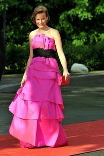 Pink Gala Dress