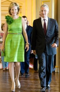 Spring 2013 Green Dress