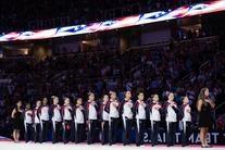 Usa 2013 Team Warm Up Pants