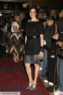 Fall 2006 RTW Two-Tone Dress