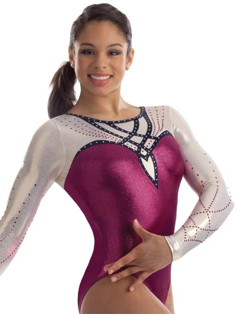 Chic Sweetheart Competition Leotard