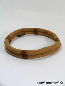 White Louis Vuitton Bands Headband
