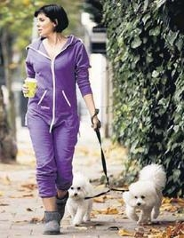 Original Light Lilac Jumpsuit