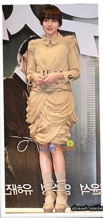 Spring 2010 Draped Skirt