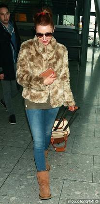Fi Fi Fur Coat