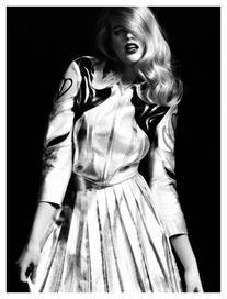 Spring 2011 White Skirt