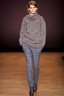 Fall 2012 Check Trousers