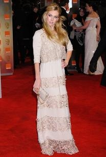 Spring 2012 Lace Maxi Dress
