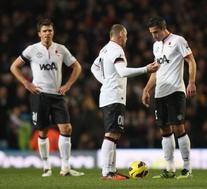 Manchester United Away Shirt 2012/2013