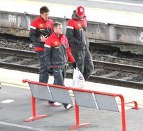 Manchester United Training Woven Sideline Jacket