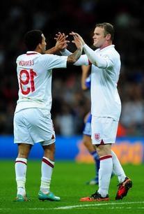 England Home Shirt 2012/2013