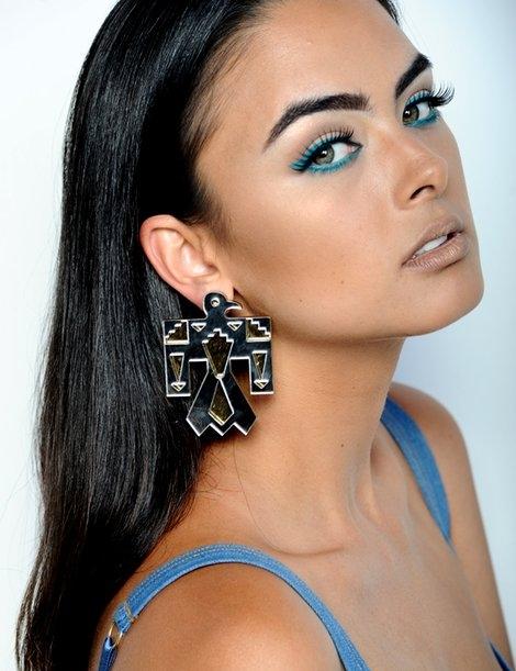 Ehsani Fly Bird Earrings
