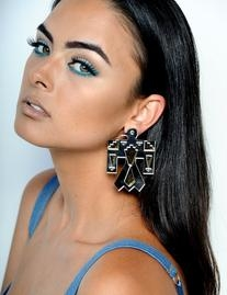 Ehsani Fly Bird Earrings