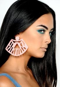 Ehsani Hologram Earrings