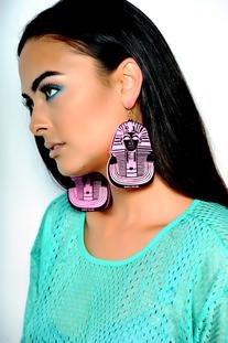 Ehsani King Tut Earrings