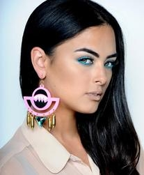 Ehsani Space Rendezvous Earrings